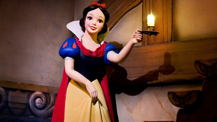 Snow White's Storied History at the Disney Parks