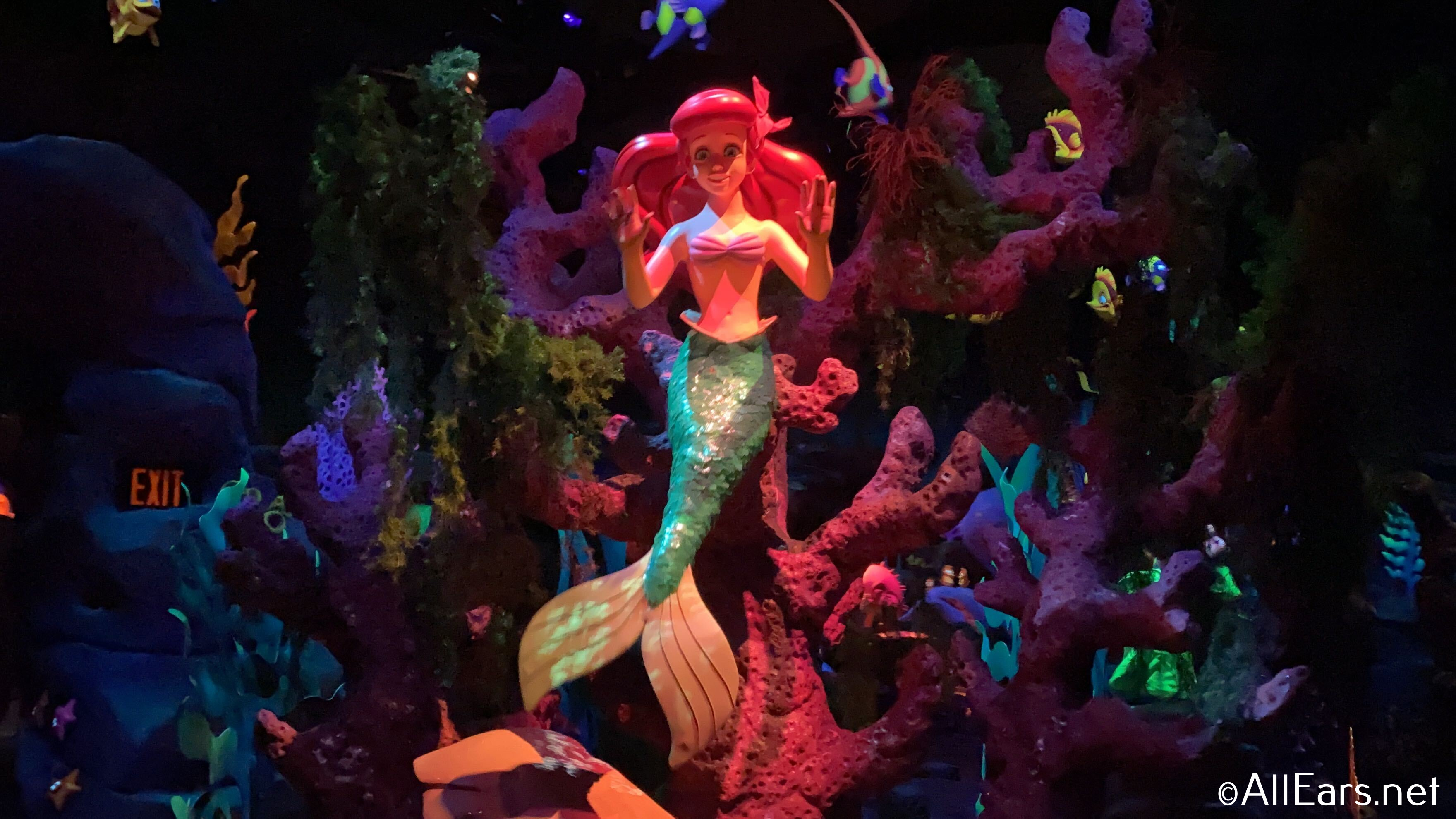 Prosthetic Pirates of the Caribbean Fantasy Creature SFX The Small Mermaid Collection Make Up Disney Sea Mermaid Ocean
