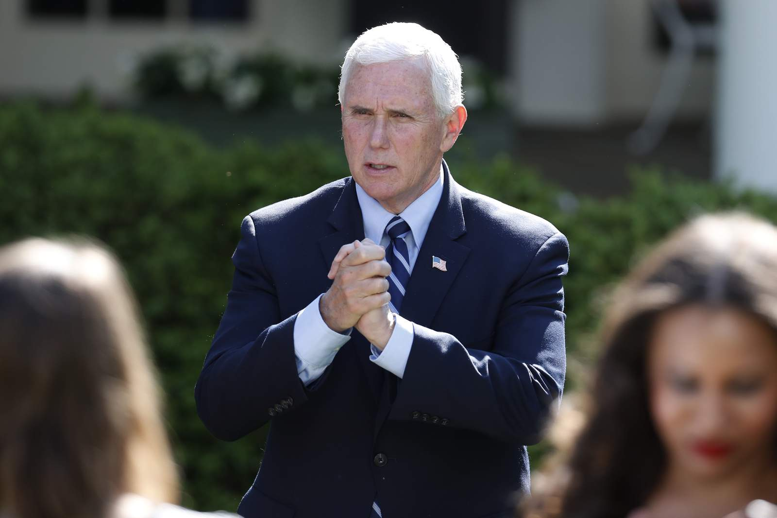 Vice President Mike Pence to Discuss Theme Park Reopening Plans in Orlando on Wednesday