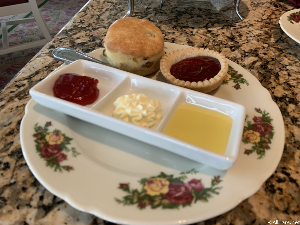 Scones and Accompaniments