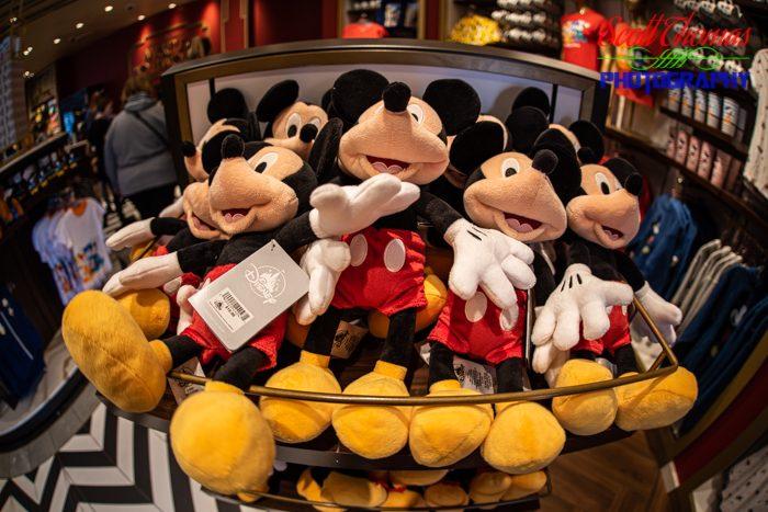 Mickey Mouse Plush Toys