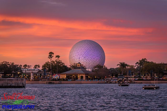 Spaceship Earth After Processing