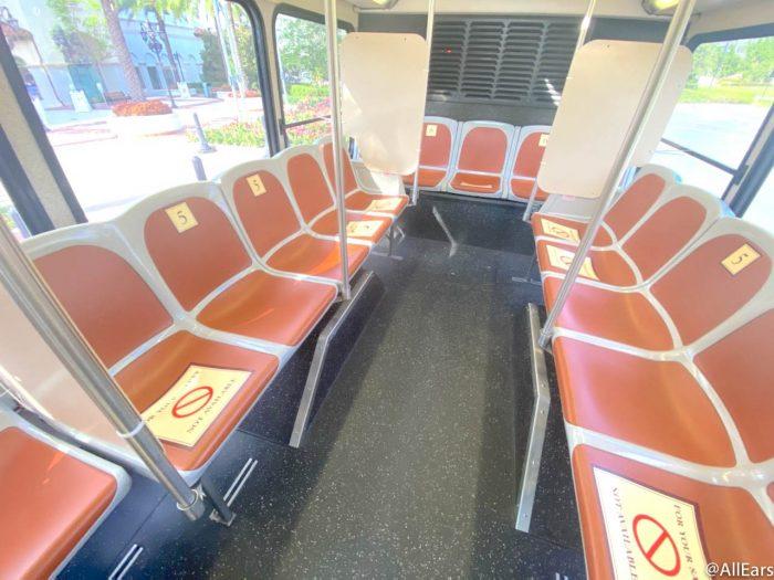 Walt Disney World Transportation Disney Buses Allears Net