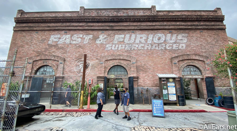 2020 universal reopening fast and furious supercharged