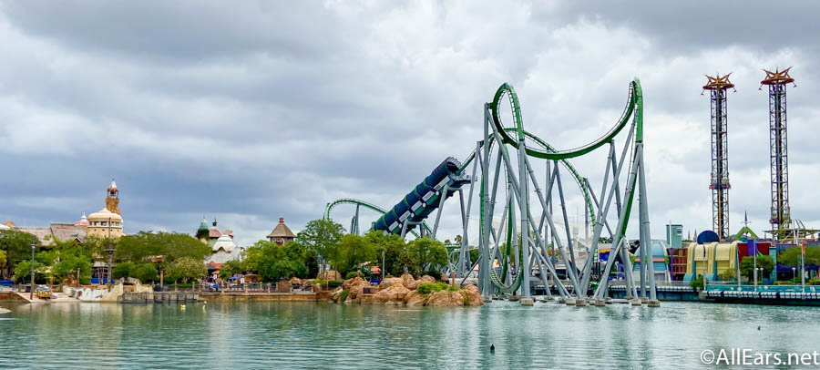 The Best (and Worst) Roller Coasters at Universal Orlando According to You! - AllEars.Net