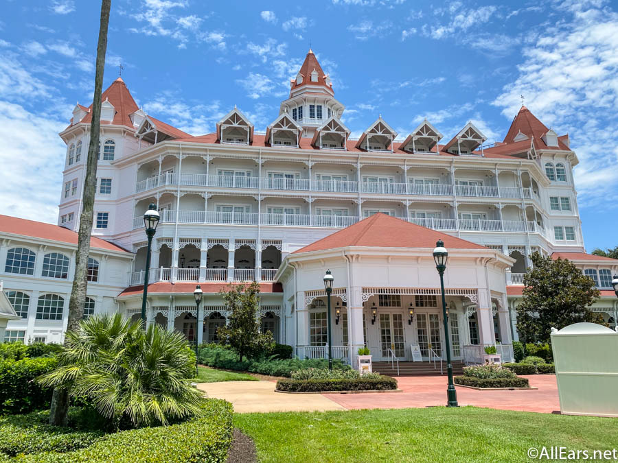 CONSTRUCTION UPDATE! Check Out the Latest Progress for the Grand Floridian Walkway to Magic Kingdom! - AllEars.Net