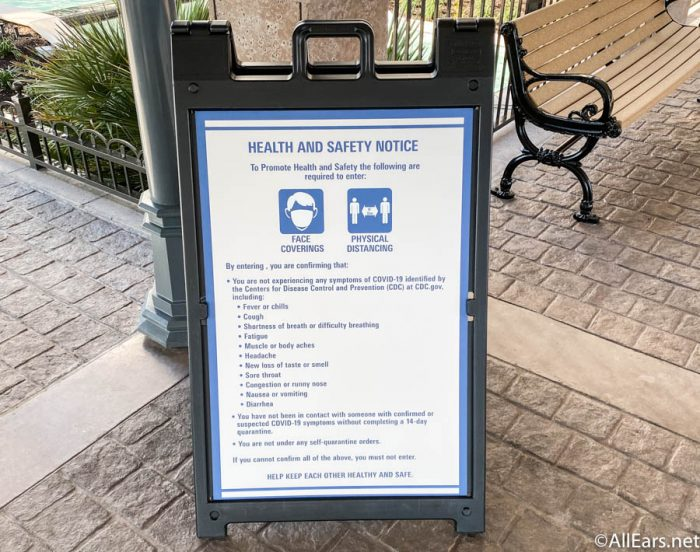 Face Masks Are Available for Purchase at Disney's Reopened Resort Hotels -  AllEars.Net