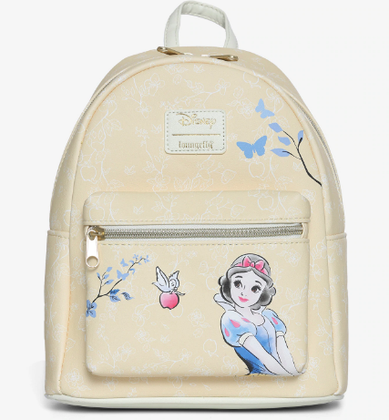 These Loungefly Disney Princess Backpacks Are The Fairest Of Them All Allears Net