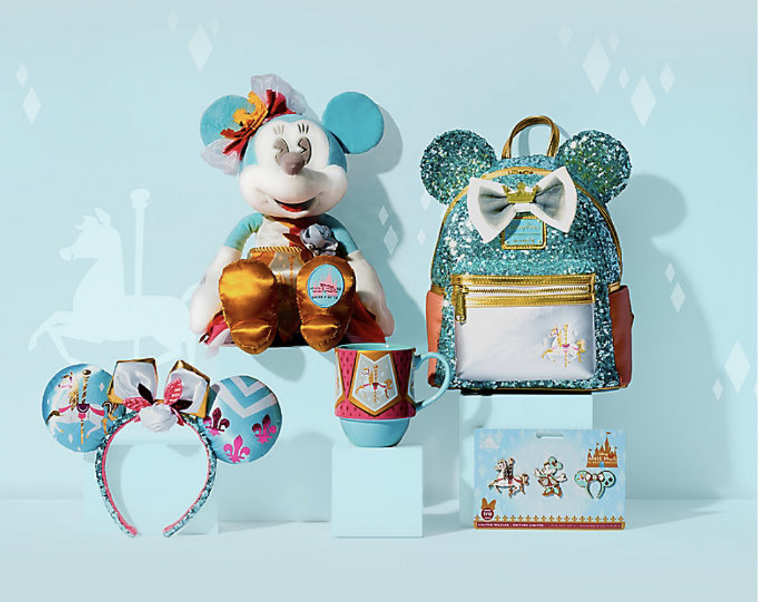 Disney's Minnie Mouse: The Main Attraction King Arthur's Carrousel Series is Coming to Merch Pass Soon - Here's What You Need to Know! - AllEars.Net