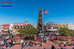 Christmas on Main Street USA