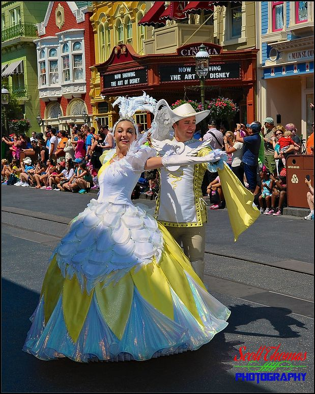 Parade Performers