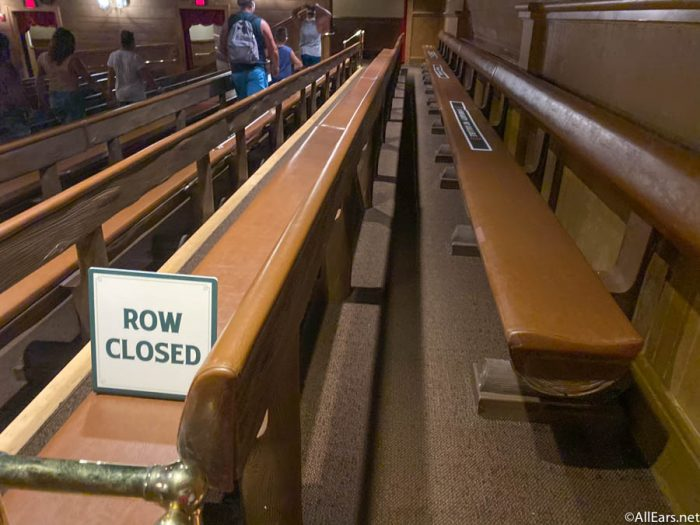 Theater Bench Seating
