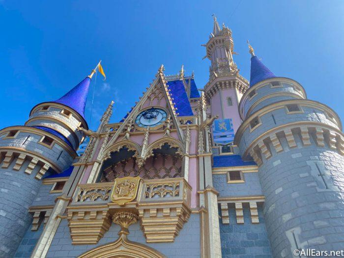 Cinderella Castle Magic Kingdom Cast Member Preview Disney World 4 4