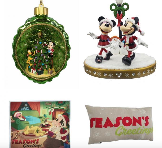 Disney ChristmasinJuly VintageMerchandise