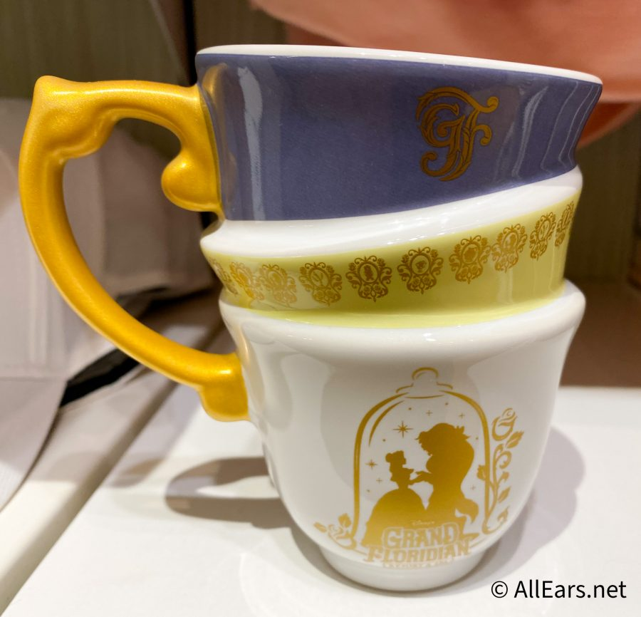 Photos New Beauty And The Beast Inspired Merch Has Appeared At Disney S Grand Floridian Resort And Spa Allears Net