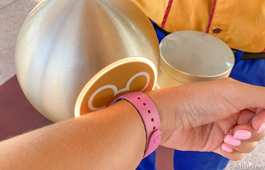 The Newest Way to Enter Disney World WITHOUT a MagicBand is Now Live! - AllEars.Net