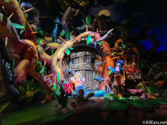 On Ride Splash Mountain Magic Kingdom Walt Disney World Reopening 5