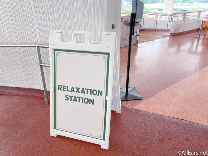 Tomorrowland Relaxatin Station Magic Kingdom Cast Member Preview Disney World 2