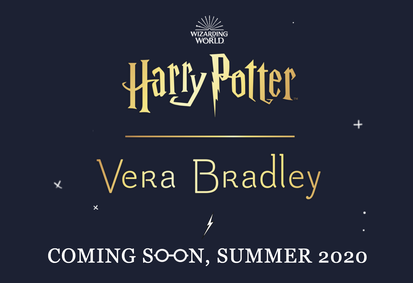 The New Harry Potter x Vera Bradley Collection Has Arrived