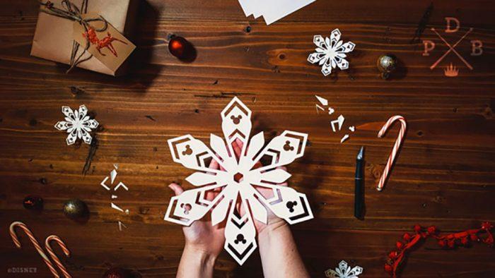 disney snowflake