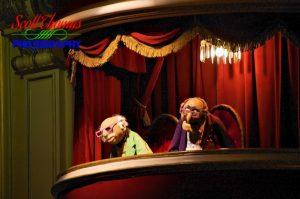 Statler & Waldorf in MuppetVision 3-D