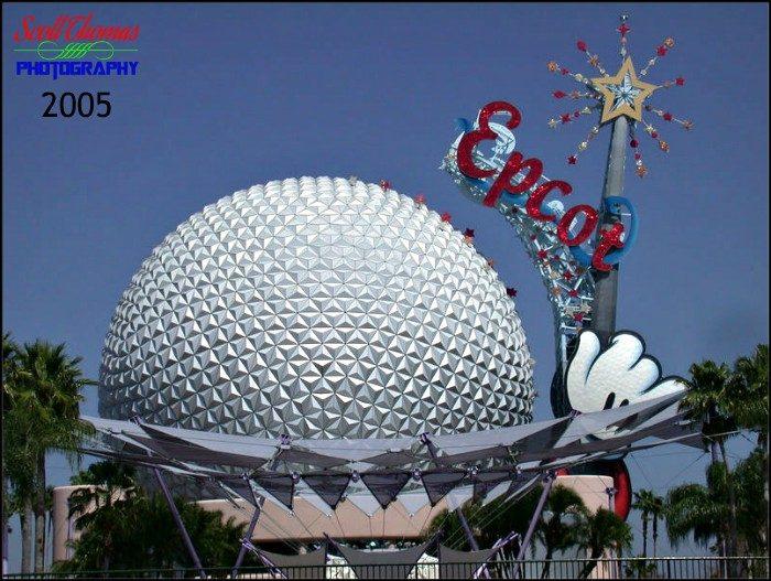 Spaceship Earth 2005