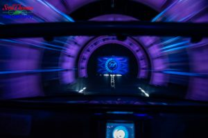 Test Track Crash Test