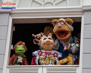 Muppets at the Magic Kingdom