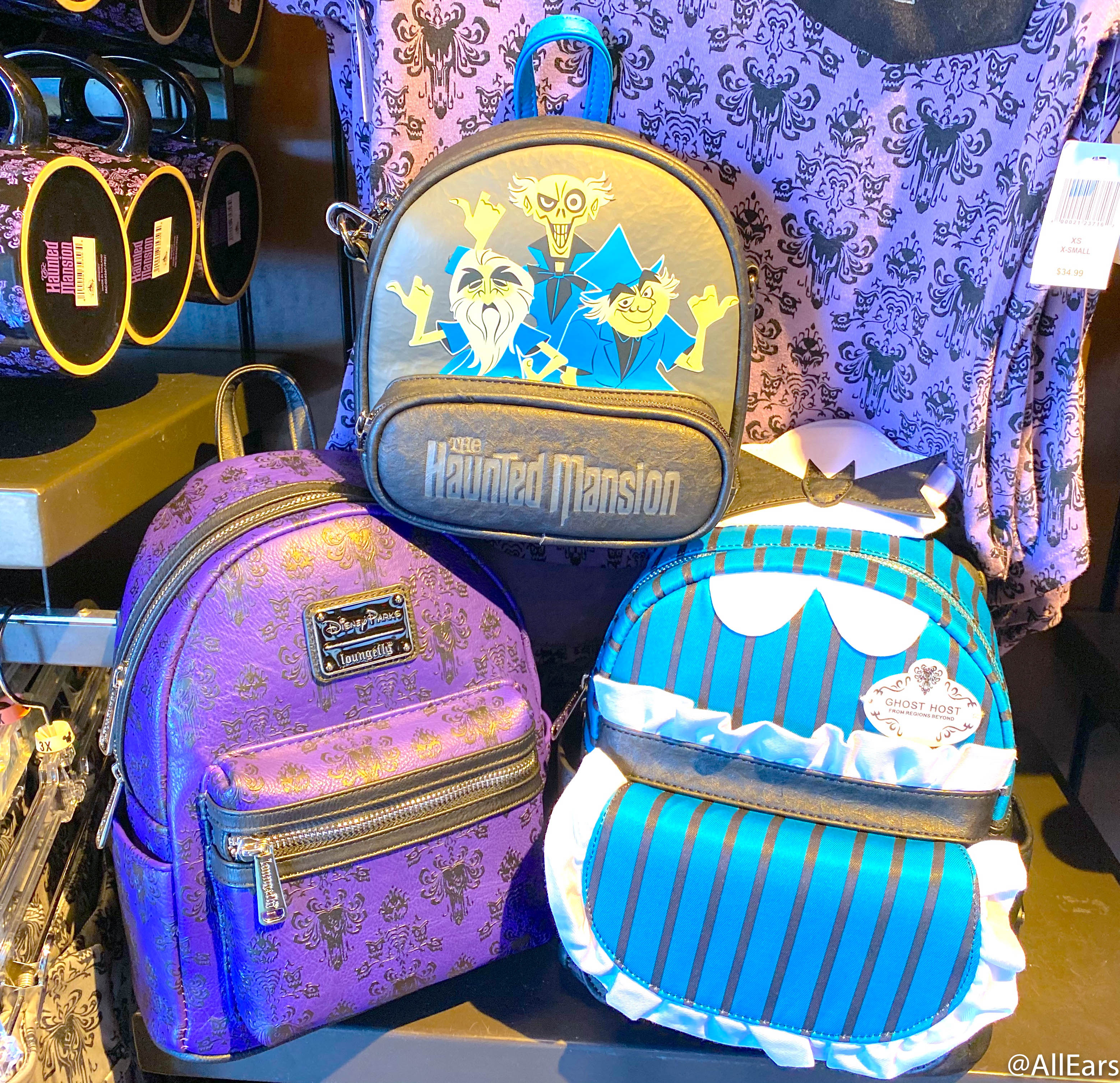 Haunted Mansion Halloween 2020 Become a Ghost Host Carrying Around the NEW Haunted Mansion