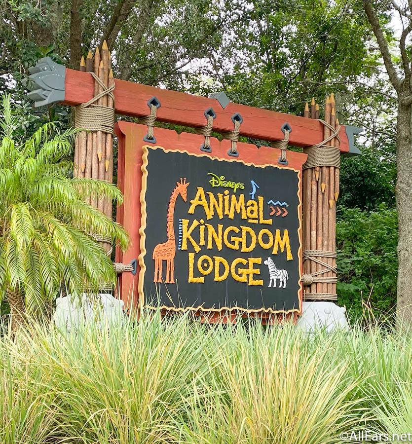 Animal Kingdom Lodge Fact Sheet Allears Net