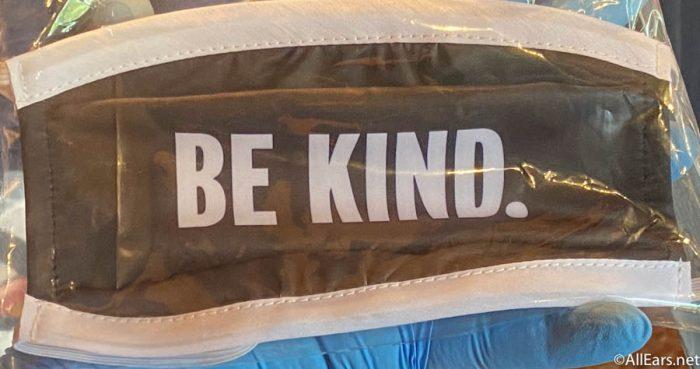 Be Kind Face Mask Yak and Yeti Animal Kingdom 4