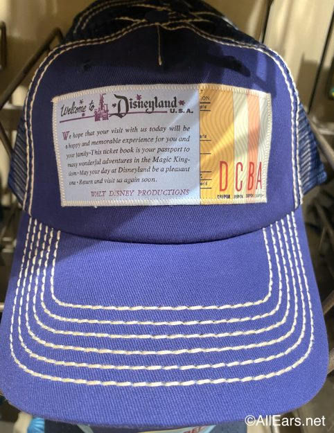 Disney Store  Beauty and the Beast Hats and Caps Be Our Guest 2020