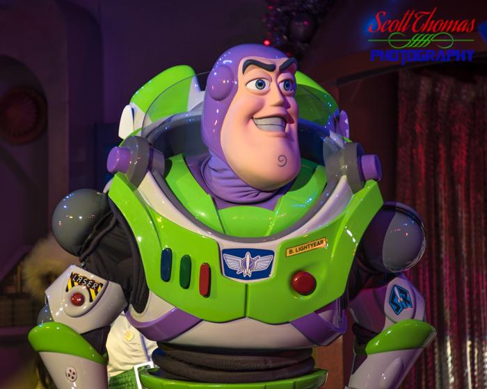 Character Buzz Lightyear