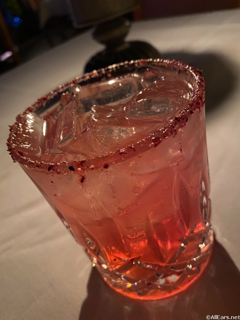 Pink Peppercorn Margarita