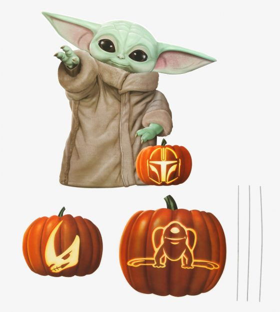The Force Is STRONG With This New Baby Yoda Halloween ...