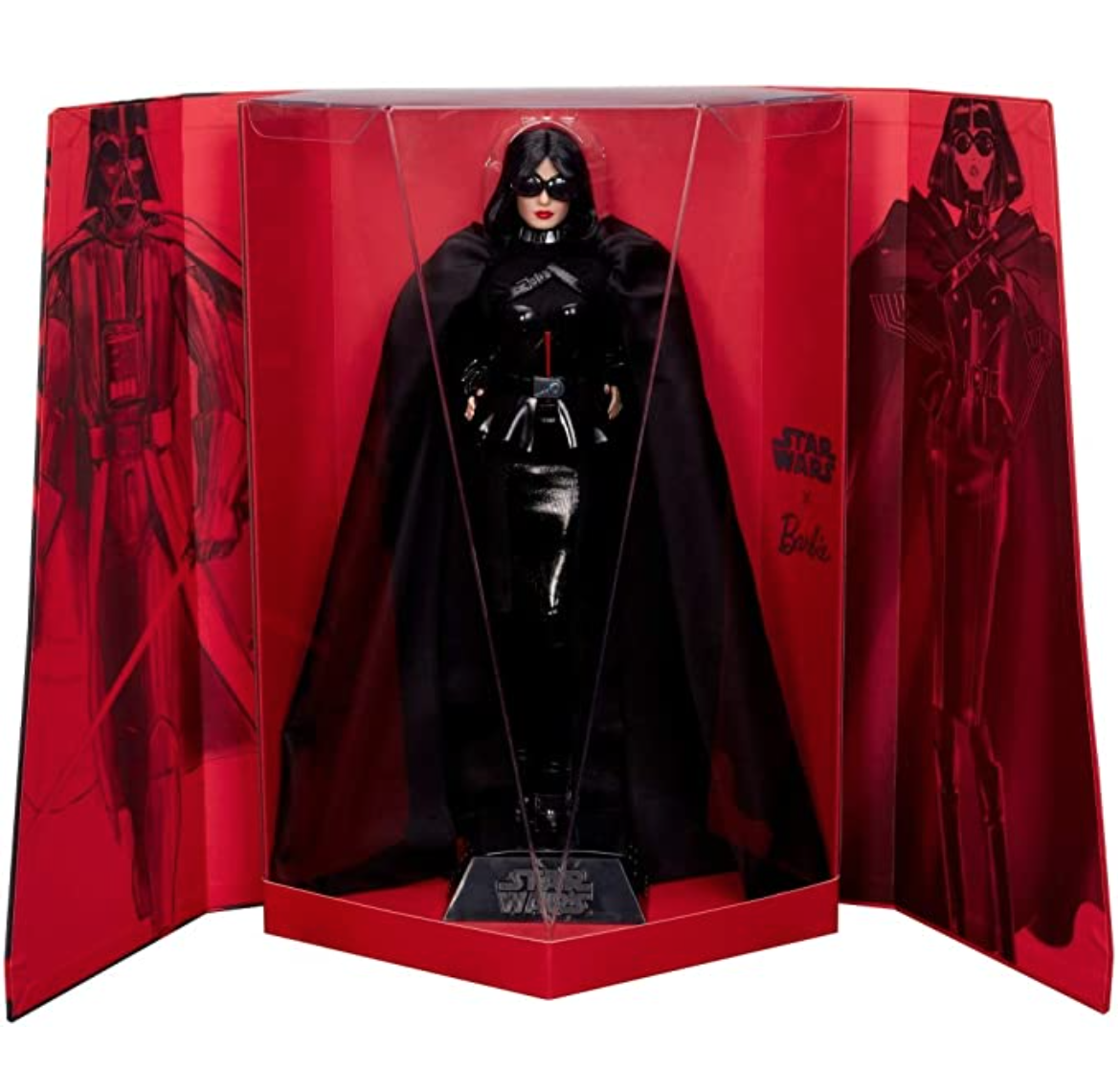 """If You Think You've Seen Eye-Catching 'Star Wars' Merchandise Before, These """"High-Fashion"""" Barbies Might Make You Think Again!"""