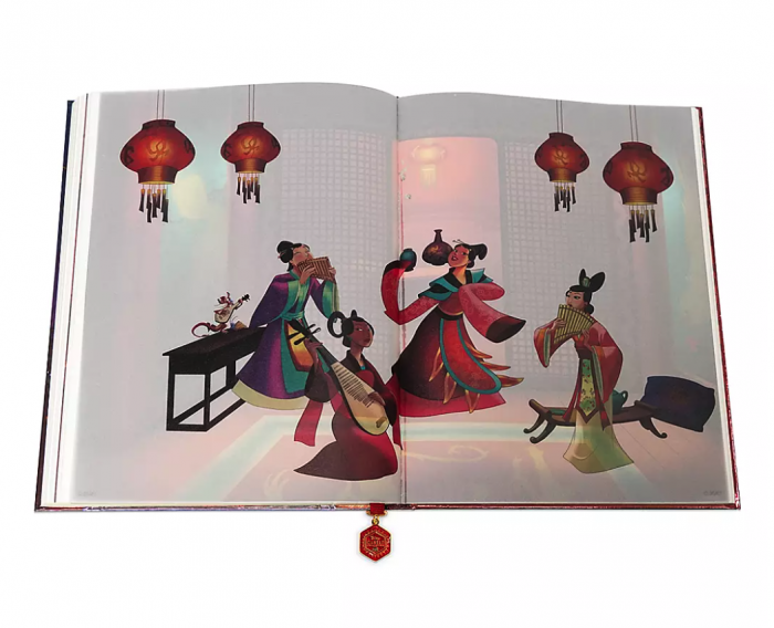 Disney S Mulan Castle Collection Is Available To Shop Online Now Allears Net