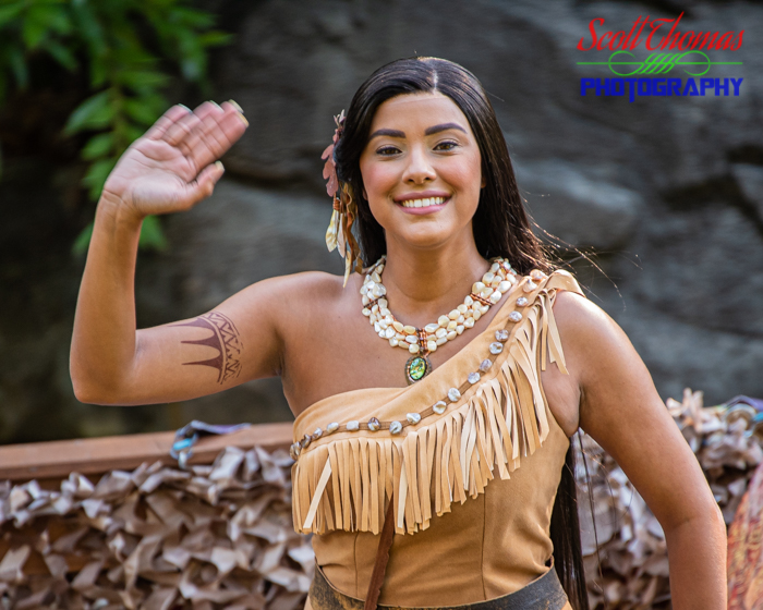 Character Cavalcade Pocahontas