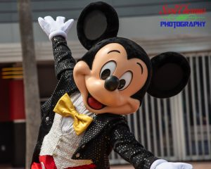 Character Cavalcade Mickey Mouse
