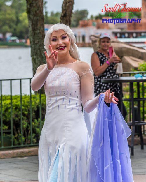 Character Cavalcade Elsa