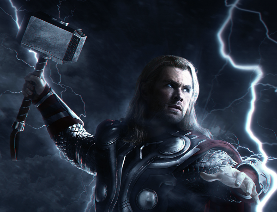 It's Hammer Time...Again! 64 Thoughts I Had While Watching 'Thor: The Dark World' for the First Time - AllEars.Net