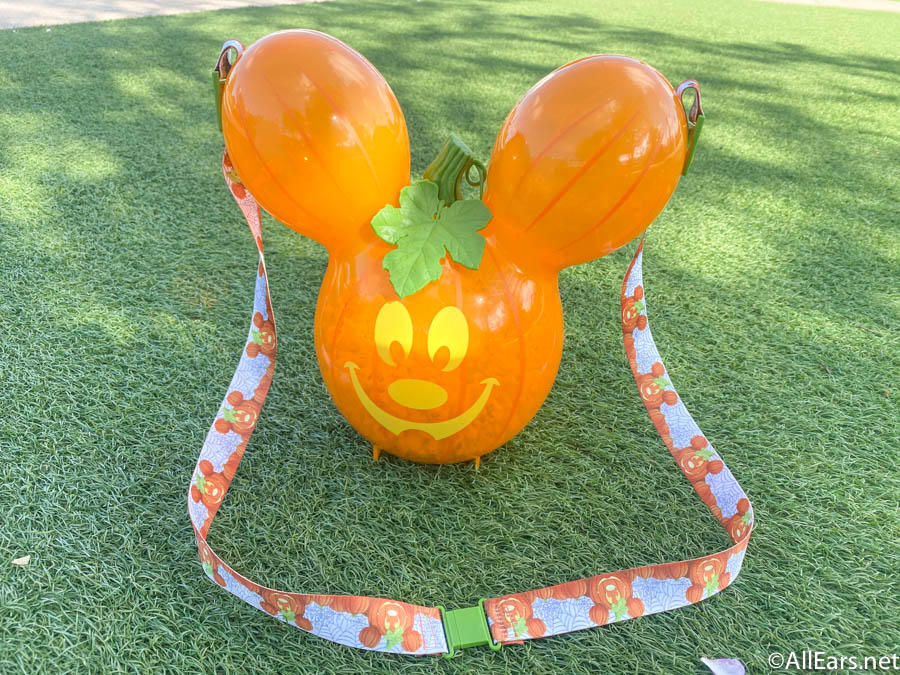 2020 Halloween Pumpkin Popcorn Souvenir Disney World Foolish Mortals, You Have to See The Spooky NEW Halloween Popcorn