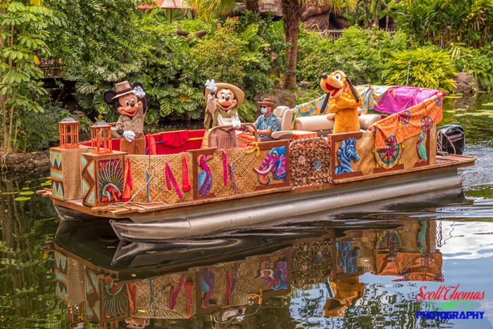 Character Boat