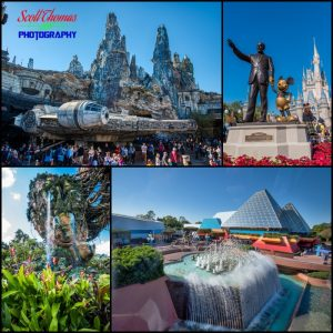 Walt Disney World Themeparks