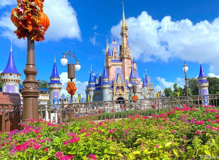 2020 reopening wdw magic kingdom cinderella castle
