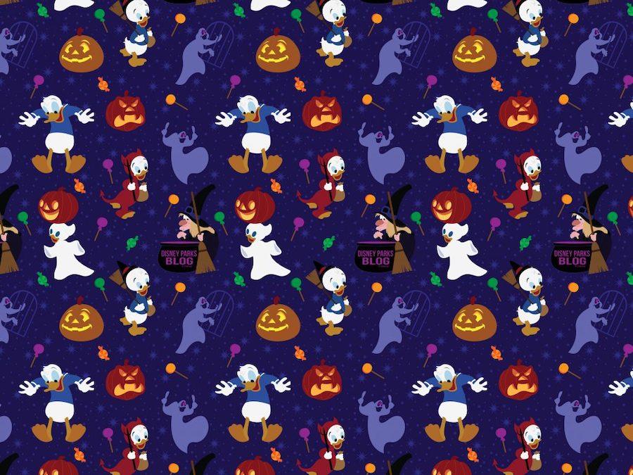 Donald Duck Halloween Desktop Wallpaper Allears Net