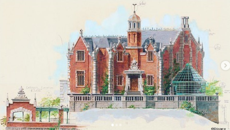 Imagineer Zach Riddley Shares the COOLEST Details About Disney World's Haunted Mansion Design! - AllEars.Net