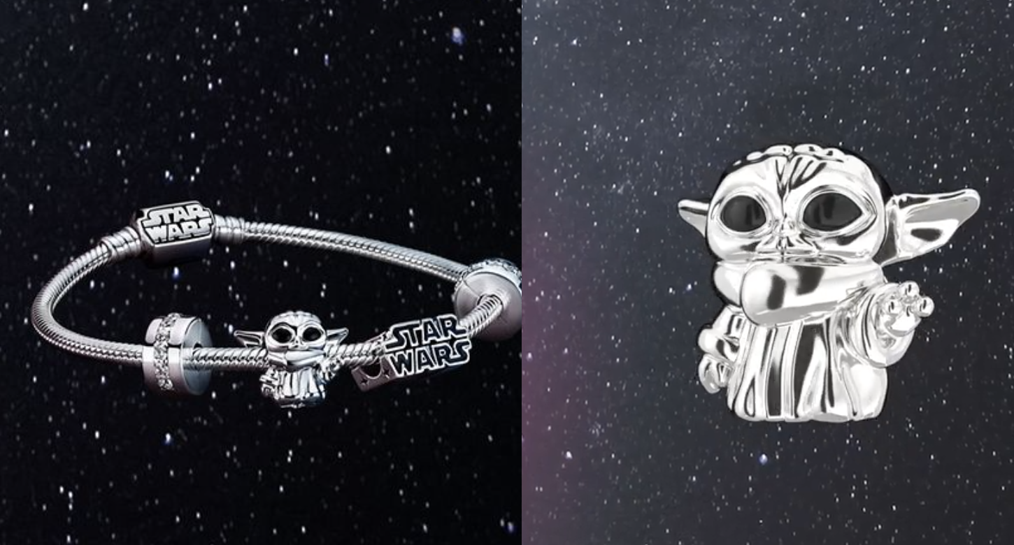 Star Wars x Pandora Releases Charms Inspired by Droids ...