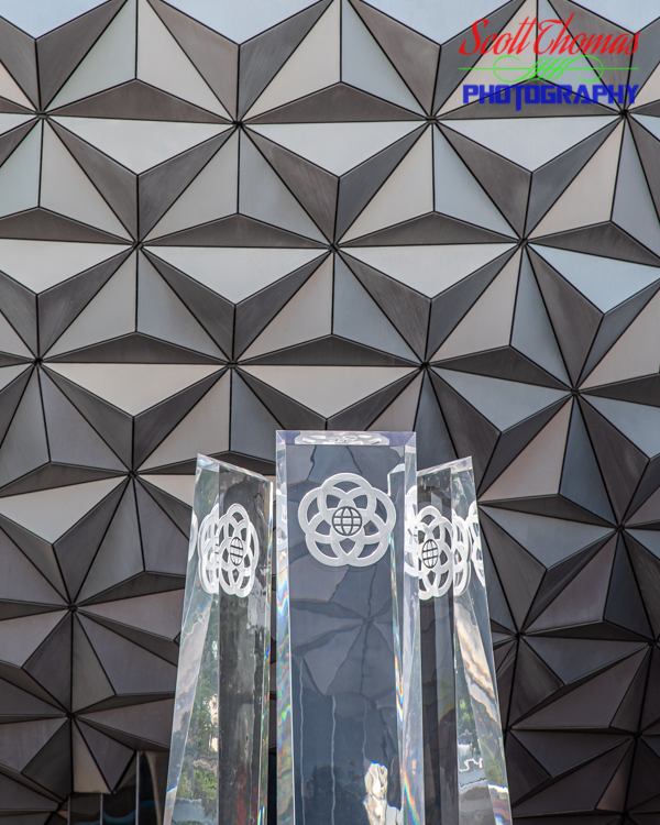 Spaceship Earth Pylons