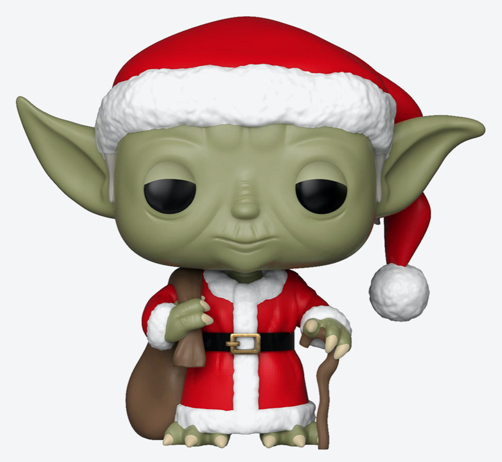 Funko Pop 2020 Star Wars Christmas These 'Star Wars' Characters Are Getting Festive in This New Funko